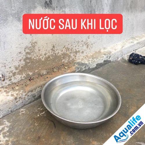 bộ lọc nước nhiễm phèn