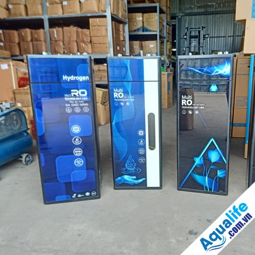 máy lọc nước 2 vòi Aqua nóng lạnh