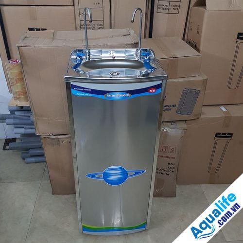 máy lọc nước nóng lạnh tủ inox