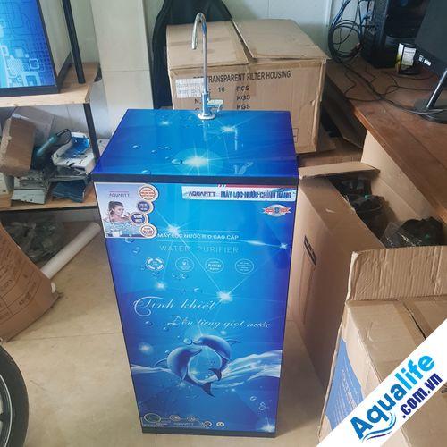 máy lọc nước 10 lõi lọc Aquafit