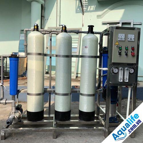 máy lọc nước RO 250l h