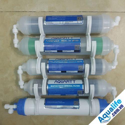 bộ 5 lõi lọc chức năng aqua