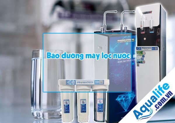 dịch vụ bảo dưỡng máy lọc nước