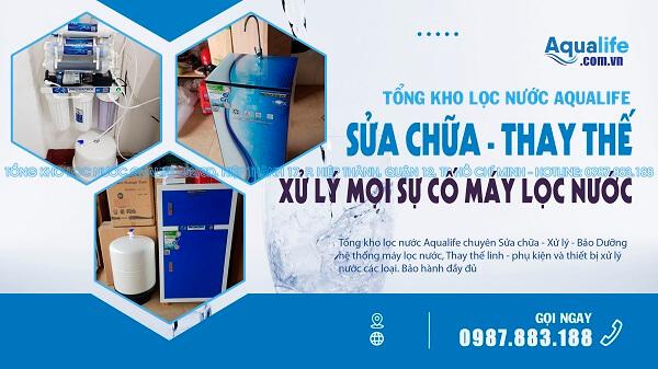 Dịch vụ sửa máy lọc nước tại nhà