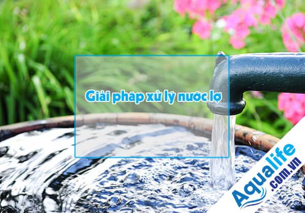 xử lý nước lợ