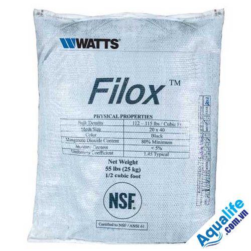 Hạt lọc filox khử kim loại