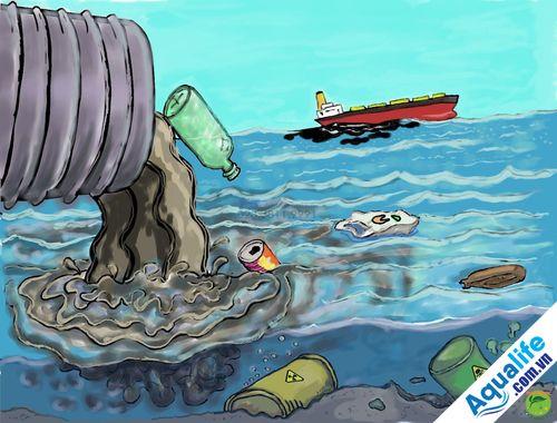 Thực trạng ô nhiễm môi trường nước hiện nay