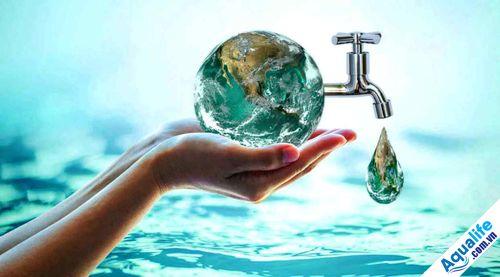 Sử dụng các thiết bị lọc nước