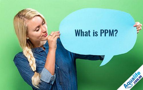 Đôi nét về đơn vị ppm