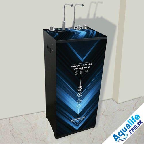Máy lọc nước 2 vòi 3 chức năng nóng lạnh nguội Aqualife