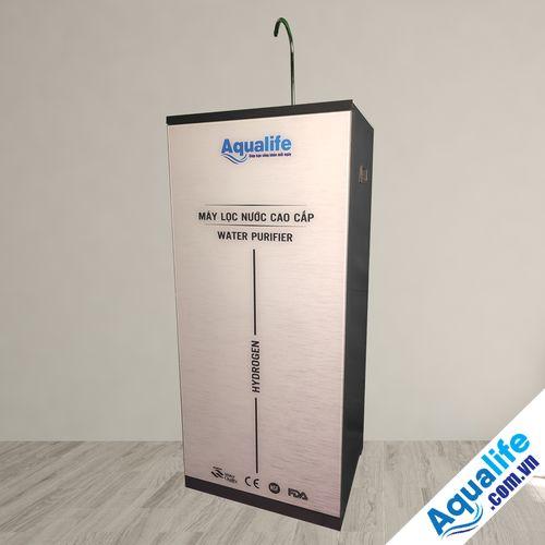 Máy lọc nước aqualife có tủ 1 vòi